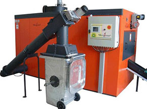 Heizomat Boilers RHK204