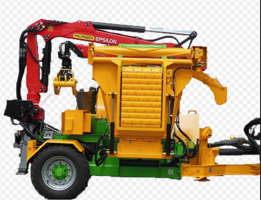 Wood Chipper HM 8-500 K
